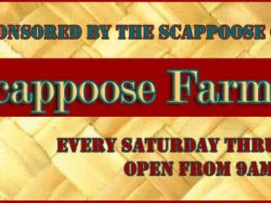 Scappoose Farmer's Market