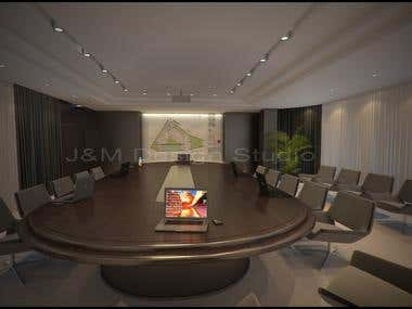 Interior design-commercial
