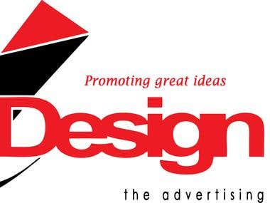 iDesign Ad Website - Our own desiging company