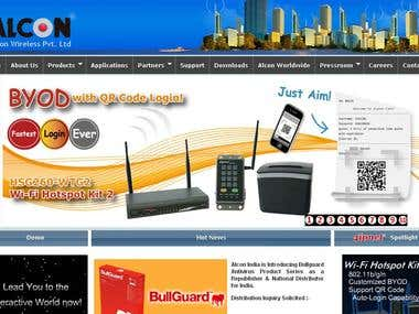 WIRELESS EQUIPMENT MANUFACTURER