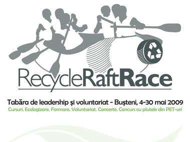 Recycle Raft Race - Ecology