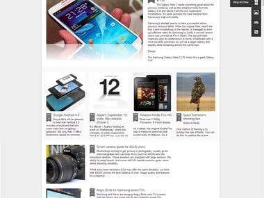 Blog/WebDesign