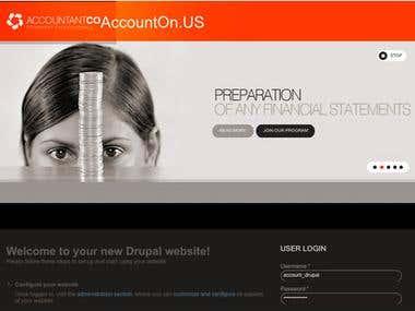 Accounton.US - Drupal 6