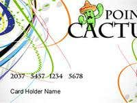 Cuctus Point Logo And Card