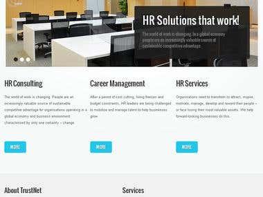 Trustnet HR Consulting WIP