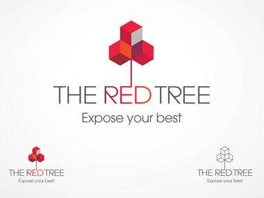 The Red Tree Logo
