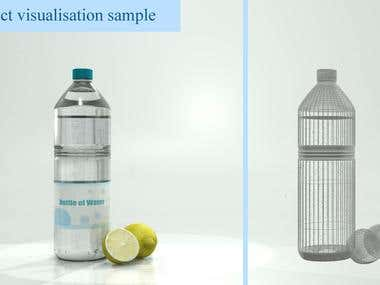 product visualisation sample