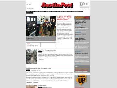 Community News Portal