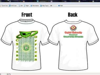 Shirt Designing