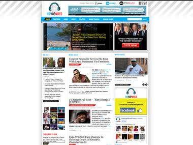 Social networking website
