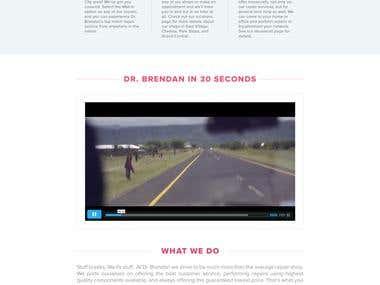 DrBrendan.com - Magento eCommerce