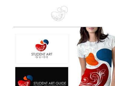 student art logo
