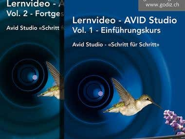 Video Tutorial serie for Avid Studio