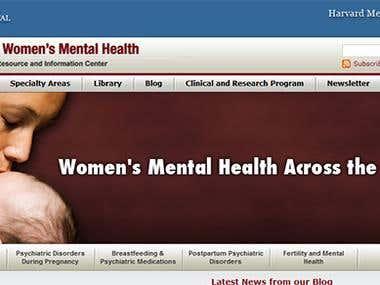 WomensMentalHealth.org