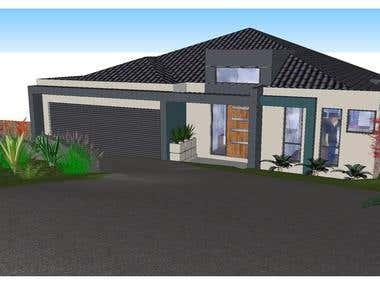 Single Dwelling Home Design