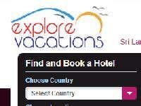 CMS Hotel booking website