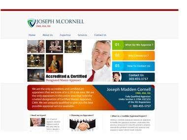 Appraiser's website