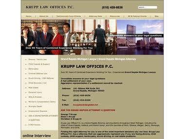Krupp Law