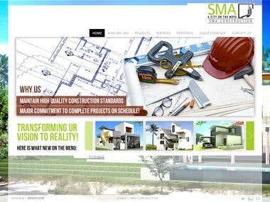 SMA Construction