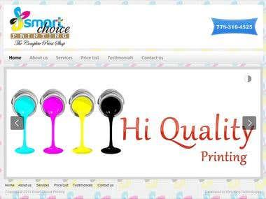 Smart Choice Printing