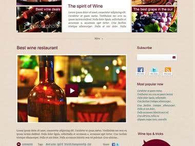 Wine Database