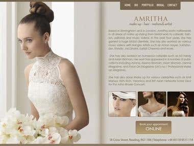 Bridal Website