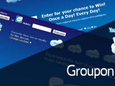 Groupon & Snapdeal Clone Script (Deal website)