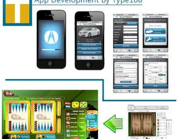 App Design by Type108