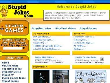 StupidJokes