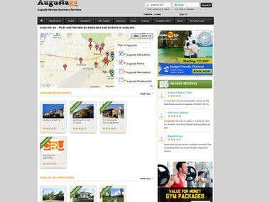 Augusta Georgia Business Reviews Website