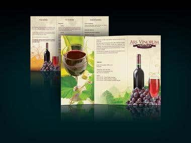 Flyer+Folder Design