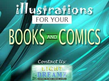 Book and Comics Services