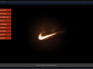 Twitter Nike Store Link Sniper (Auto Buyer)