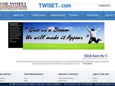 Html Website SEO Friendly