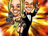 Explosive Couple!
