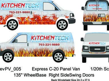 We also do all types of vehical wraps