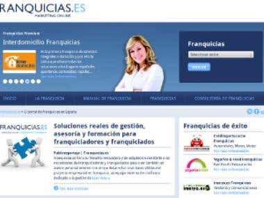 Franquicias.es: marketing online
