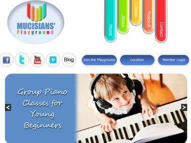 Musicians' Playground