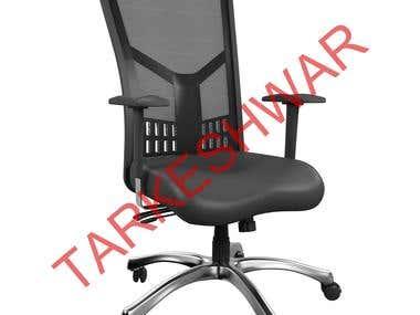 Cool mesh Chair