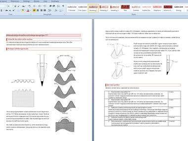 Word document