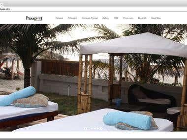 EcuadorVacationPackage.com - Responsive WordPress