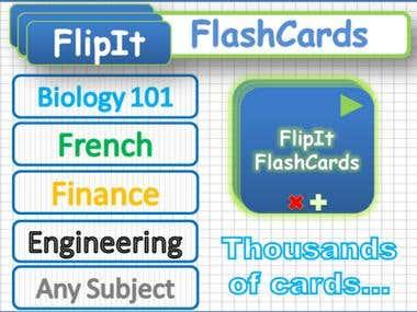 FlipIt Flashcards