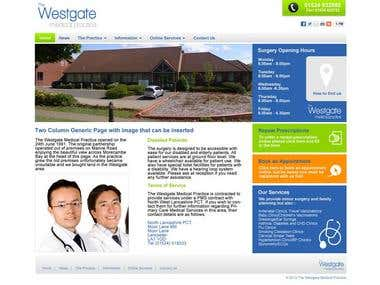 thewestgatemedicalpractice.co.uk
