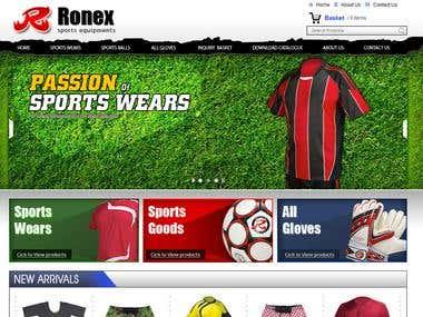 Ronex Corp.
