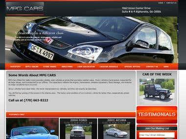 MPG Cars