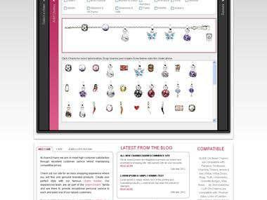 charm2charm Bracelate Design