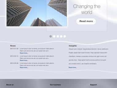 WEB DESIGN - ITOCHU Technology Ventures
