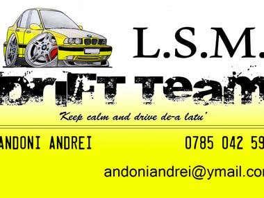 LSM DRIFT TEAM