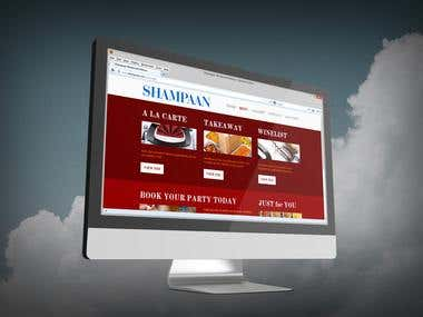 Shampaan Website