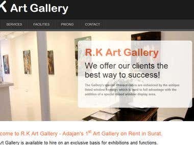 RK Art Gallery